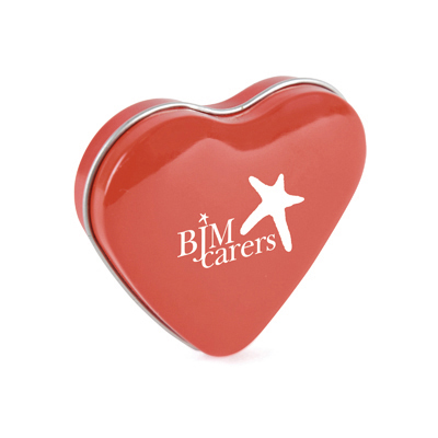 Heart Mini Tin
