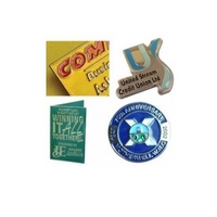 Soft Enamel Badges